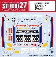 スタジオ27ツーリングカー/GTカー オリジナルデカールBMW Z4 888 #888 シルバーストーン BSS 2014