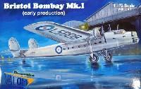 ブリストル ボンベイ Mk.1 初期型