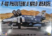 レベル1/32 AircraftF-4G ファントム 2 ワイルドウィーゼル