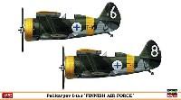 ポリカルポフ I-153 フィンランド空軍