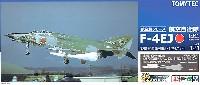 トミーテック技MIX航空自衛隊 F-4EJ ファントム 2 第301飛行隊 (新田原基地・ミグシルエット)