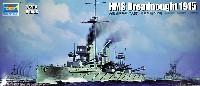 トランペッター1/700 艦船シリーズイギリス海軍 戦艦 HMS ドレッドノート 1915