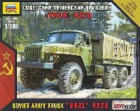 ズベズダART OF TACTIC HOT WARウラル 4320 6×6トラック