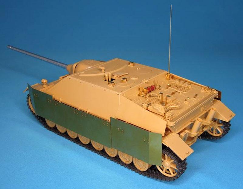 4号駆逐戦車/70(V) ラング エッチングバリューセット (タミヤ用)エッチング(パッションモデルズ1/35 シリーズNo.P35-107V)商品画像_3
