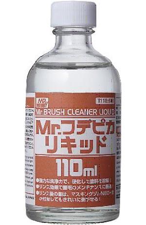 Mr.フデピカリキッド 110ml溶剤(GSIクレオスMr.カラー シンナーNo.T-118)商品画像
