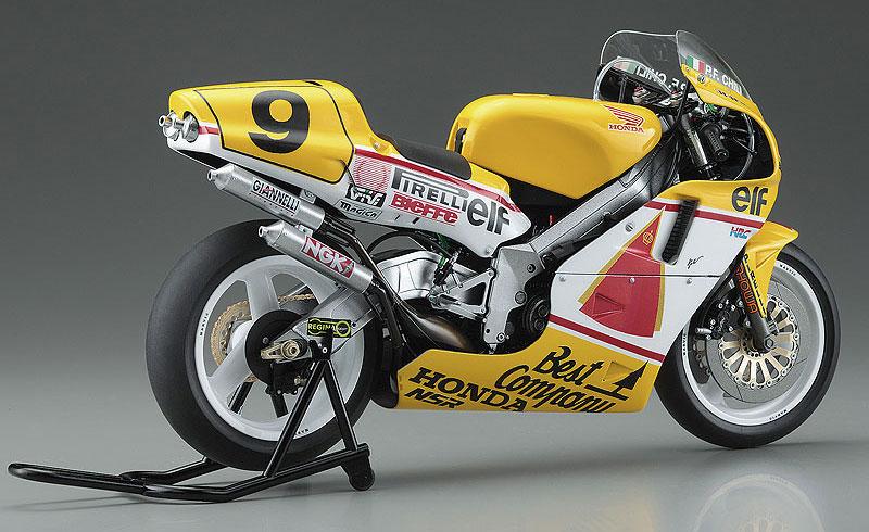ホンダ NSR500 HB ホンダ (1989 WGP500)プラモデル(ハセガワ1/12 バイクシリーズNo.21714)商品画像_2