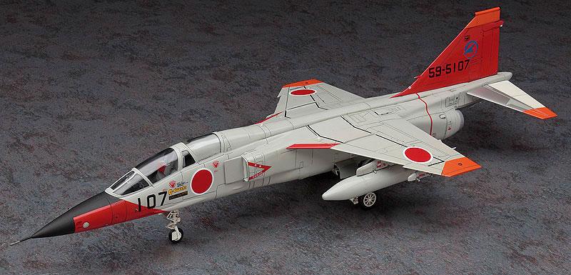 三菱 FS-T2改プラモデル(ハセガワ1/48 飛行機 限定生産No.07406)商品画像_3