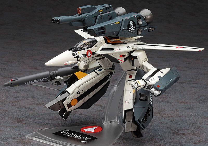VF-1S/A ストライク/スーパー ガウォーク バルキリープラモデル(ハセガワ1/72 マクロスシリーズNo.026)商品画像_2
