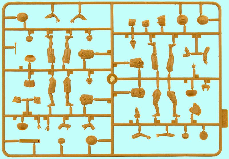 アンザック歩兵 (1915)プラモデル(ICM1/35 ミリタリービークル・フィギュアNo.35685)商品画像_1
