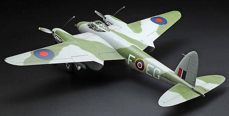 デ・ハビランド モスキート FB Mk.6プラモデル(タミヤ1/32 エアークラフトシリーズNo.026)商品画像_4