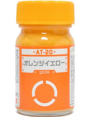 オレンジイエロー塗料(ガイアノーツボトムズカラー シリーズNo.AT-020)商品画像