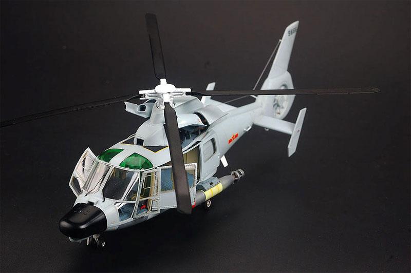 直昇-9 (Z-9)プラモデル(キティホーク1/48 ミリタリーエアクラフト プラモデルNo.KH80109)商品画像_2