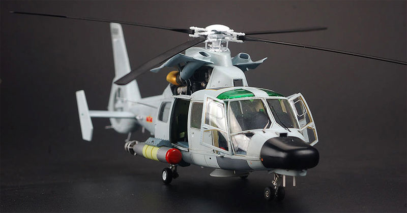 直昇-9 (Z-9)プラモデル(キティホーク1/48 ミリタリーエアクラフト プラモデルNo.KH80109)商品画像_3