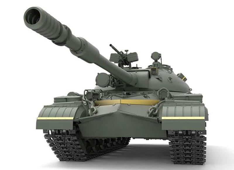 ソビエト T-10M 重戦車プラモデル(MENG-MODEL1/35 ティラノサウルス シリーズNo.TS-018)商品画像_2