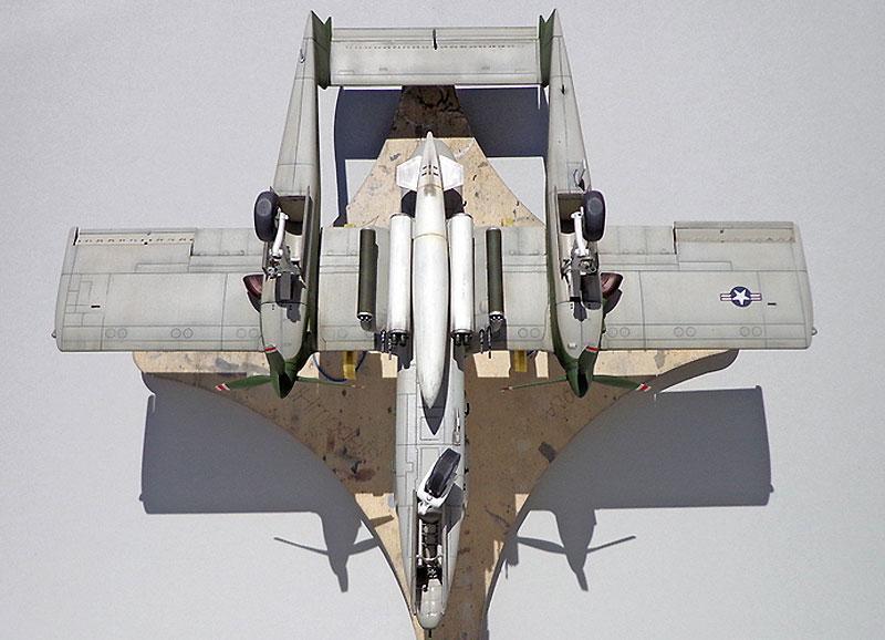 OV-10A/C ブロンコプラモデル(キティホーク1/32 エアモデルNo.KH32004)商品画像_3