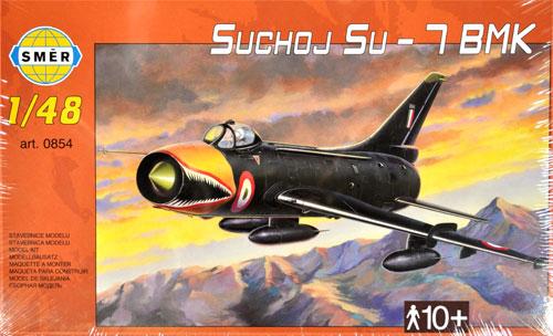 スホーイ Su-7BMK フィッター 戦闘爆撃機プラモデル(スメール1/48 エアクラフト プラモデルNo.0854)商品画像