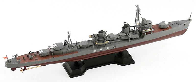 日本海軍 夕雲型駆逐艦 高波 (新装備付)プラモデル(ピットロード1/700 スカイウェーブ W シリーズNo.SPW037)商品画像_3