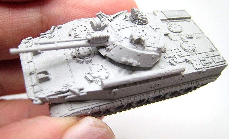 BMP-3レジン(マツオカステン1/144 オリジナルレジンキャストキット (AFV)No.MTUAFV-085)商品画像_2