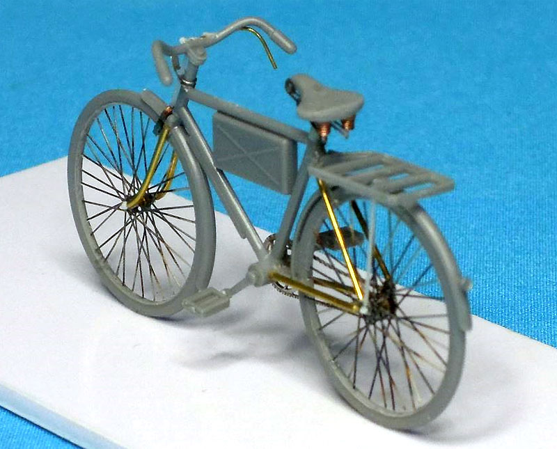 ドイツ軍 軍用自転車用 スポーク エッチングセット (治具付)エッチング(パッションモデルズ1/35 シリーズNo.P35-110)商品画像_3