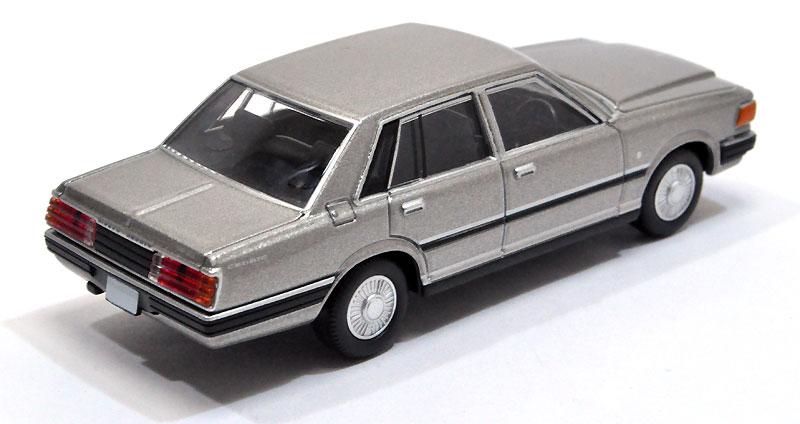 ニッサン セドリック 200E ターボ SGL エクストラ (81年式) (銀)ミニカー(トミーテックトミカリミテッド ヴィンテージ ネオNo.LV-N112b)商品画像_3