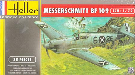 メッサーシュミット Bf109 B1/C1プラモデル(エレール1/72 エアクラフトNo.80236)商品画像