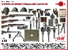 イタリア歩兵 ウェポン & 装備セット
