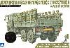 陸上自衛隊 73式 大型トラック 3t半 (乗車隊員20体セット)