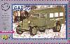 ロシア GAZ-55 野戦救急車 (m.1938)