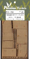 パッションモデルズ1/35 シリーズ4号駆逐戦車/70(V) ラング シュルツェンセット (タミヤ用)