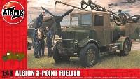 エアフィックス1/48 ミリタリーエアクラフトアルビオン 3ポイント 給油車