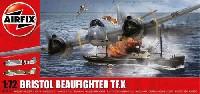 エアフィックス1/72 ミリタリーエアクラフトブリストル ボーファイター TF.10