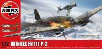 エアフィックス1/72 ミリタリーエアクラフトハインケル He111P-2
