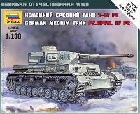 ドイツ 4号中戦車 F2型