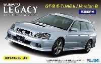 フジミ1/24 インチアップシリーズスバル レガシィ ツーリングワゴン GT-B E-tune 2/Version B