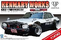 LBワークス ケンメリ 4Dr パトカー