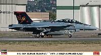 F/A-18F スーパーホーネット VFA-11 レッドリッパーズ CAG