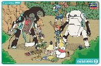 メカトロウィーゴ No.02 ミルク & カカオ