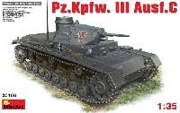 ミニアート1/35 WW2 ミリタリーミニチュア3号戦車 C型