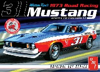 amt1/25 カーモデルウォーレン・トープ  1973 ロードレーシング・マスタング #31