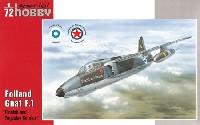 スペシャルホビー1/72 エアクラフト プラモデルフォーランド・ナット F.1 フィンランド & ユーゴ 練習機