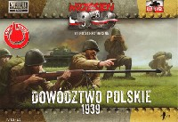 FTF1/72 AFVポーランド将校 対戦車ライフル 迫撃砲 1939