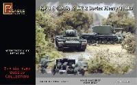 KV-1(M1940) & KV-2 ソビエト重戦車
