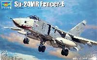 トランペッター1/72 エアクラフト プラモデルスホーイ Su-24MR フェンサーE
