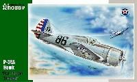 カーチス P-36A ホーク 真珠湾防衛戦