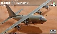 イタレリ1/48 飛行機シリーズロッキード C-130J C-5 ハーキュリーズ
