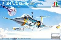 イタレリ1/72 航空機シリーズF-104A/C スターファイター