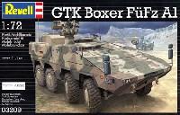 レベル1/72 ミリタリーGTK ボクサー FuFz A1