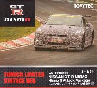 トミーテックトミカリミテッド ヴィンテージ ネオニッサン GT-R NISMO Nismo N Attack package ニュルブルクリンク タイムアタック仕様