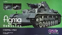 マックスファクトリーfigma Vehicles4号戦車D型 本戦仕様 (ガールズ&パンツァー)
