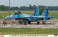 Su-27 フランカー ウクライナ空軍 デジタル迷彩